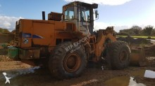 Samsung wheel loader
