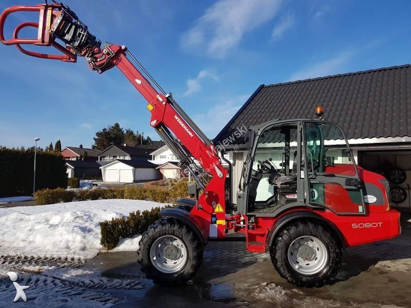 Weidemann T5080 loader