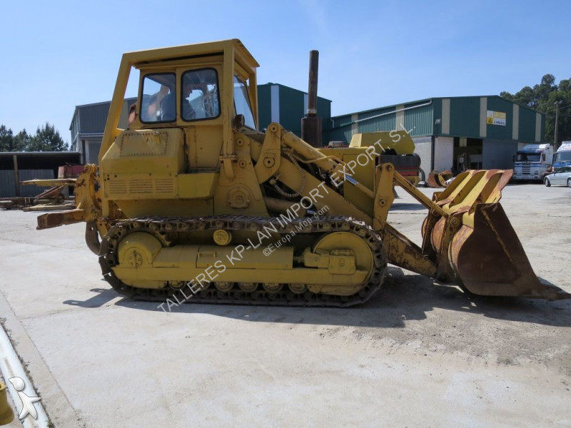 Chargeuse Caterpillar 955L
