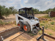 Bobcat 753 mini loader of second hand (Volvo,Caterpillar)
