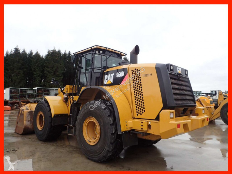 Caterpillar 966 K loader