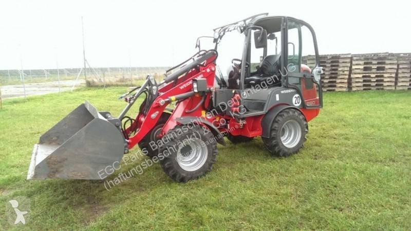 Chargeuse Hanomag 600 C