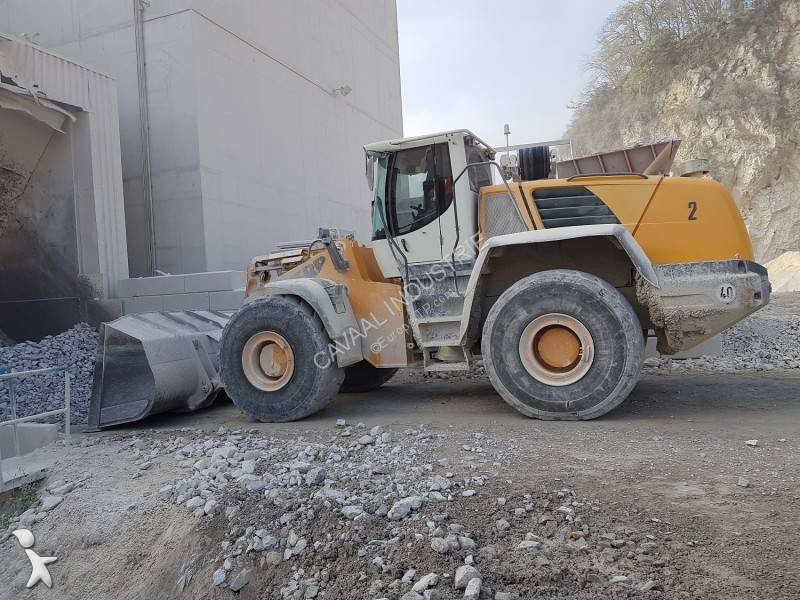 Chargeuse Liebherr