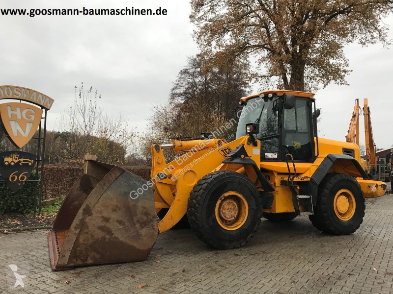 JCB 436 loader