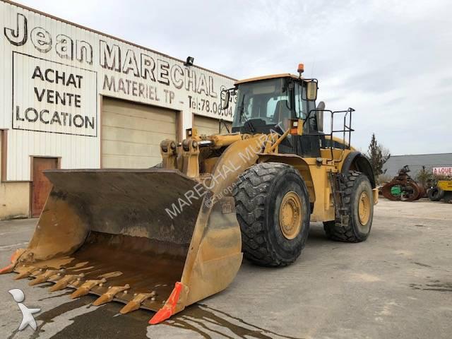 Caterpillar 980 H loader
