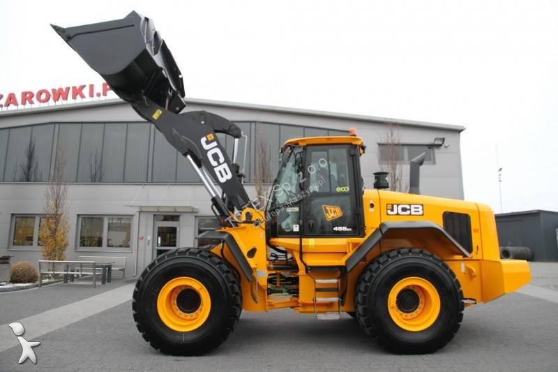 JCB WHEEL LOADER 18 T JCB 455ZX NEW 2018 loader