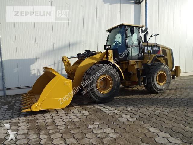 Chargeuse Caterpillar 950L