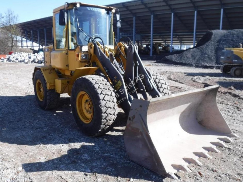 Chargeuse Volvo L 50 D