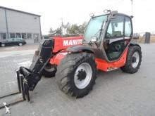 Manitou wheel loader
