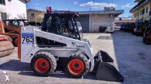 Bobcat 763 Minipala skid loader BOBCAT 763 H HIGH FLOW