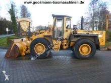 Hanomag wheel loader