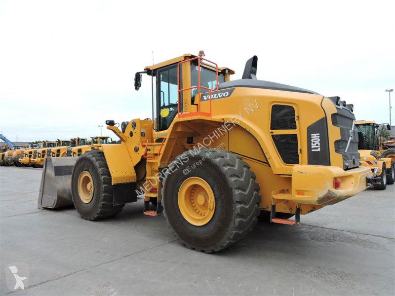 Chargeuse Volvo L150H