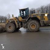 chargeuse sur pneus occasion