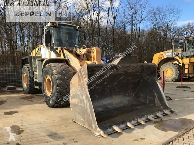 Chargeuse Liebherr L576