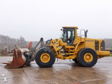 Volvo L180F (FORKS + BUCKET + QUICK HITCH)