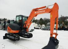 chargeuse Hitachi Minikoparka ZX60USB 2012r 6-ton Cat 305 Case JCB