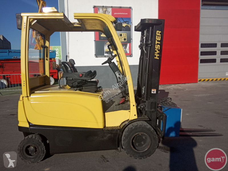 Chargeuse nc HYSTER - J2.5XN