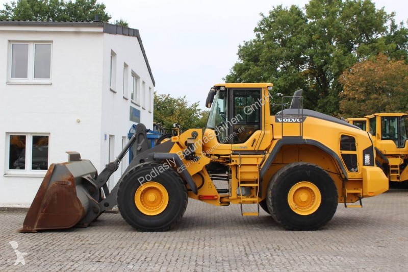 Chargeuse Volvo L 180 H