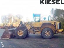 chargeuse sur pneus Volvo
