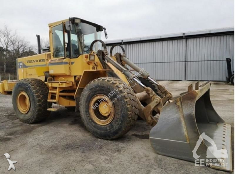 Chargeuse Volvo L 120 B