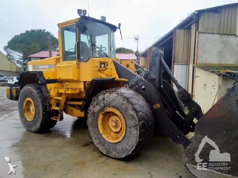Chargeuse Volvo L 120 C