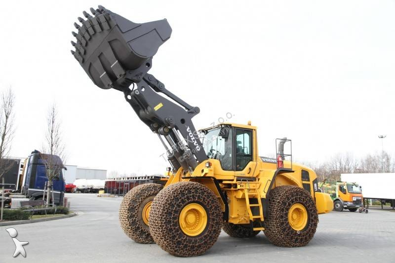 Chargeuse Volvo WHEEL LOADER 35.5 T VOLVO L220G