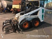 cargadora Bobcat 643