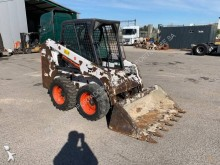Bobcat wheel loader