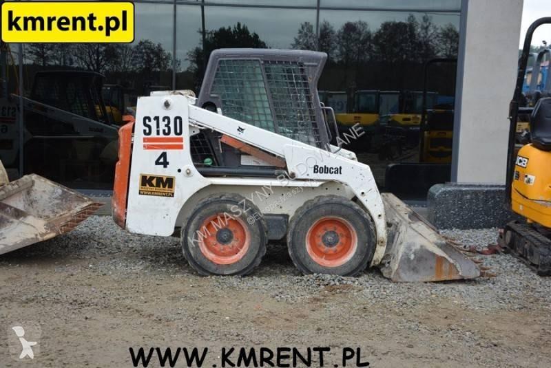 Chargeuse Bobcat S100 GEHL SL1640