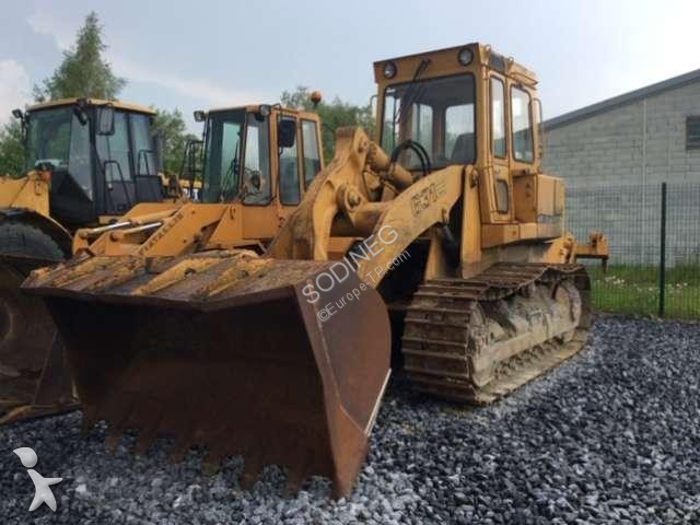 Chargeuse Liebherr 631