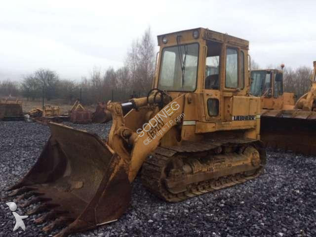 Chargeuse Liebherr 611