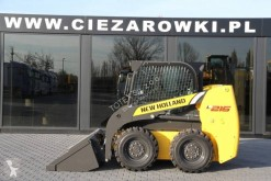 New Holland MINI WHEELED LOADER – L216 – 2019 – NEW – 0 MTH!!