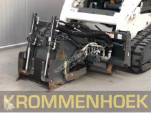 equipamiento obras de carretera Bobcat