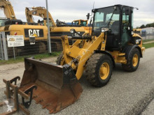 Caterpillar 907H2 Deutsche Maschine Scw. 3er Kreis 4in1