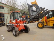 Dragon Loader 1.2T Wheel Loader ZL12F with Log Grapple