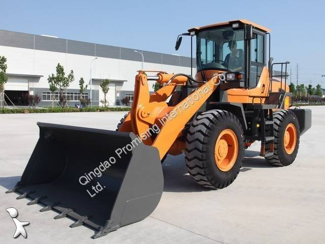 Dragon Machinery Dragon635 loader