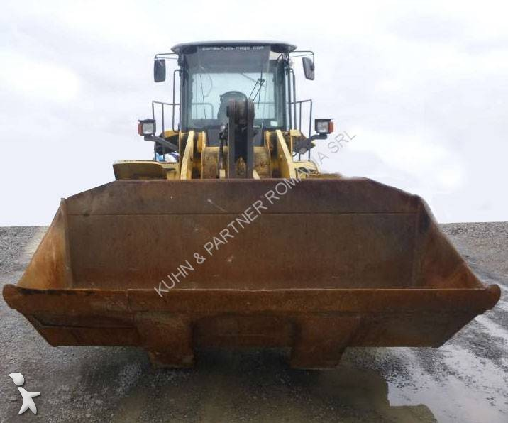 Used new holland wheel loader w190 8 pret redus n 1641733 for Pret construction