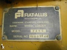 Voir les photos Chargeuse Fiat-Allis 745 c
