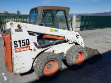mini-chargeuse Bobcat S 150 occasion - n°3107186 - Photo 4
