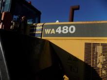 Vedeţi fotografiile Incarcator JCB WA480-5H