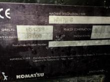 Voir les photos Chargeuse Komatsu
