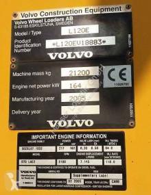 Ver las fotos Pala cargadora Volvo E