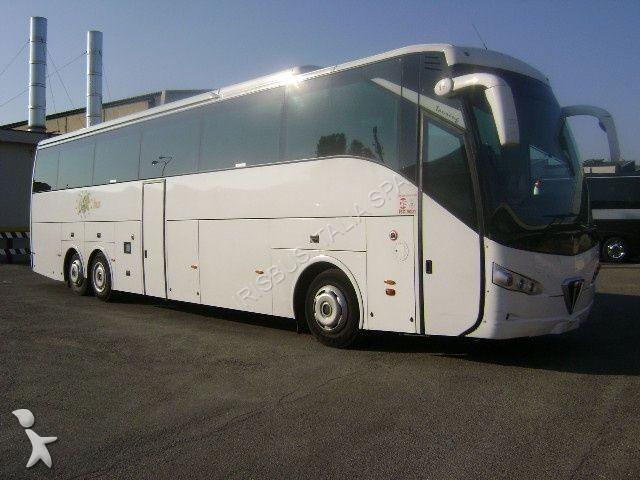 Autocarro Noge MERCEDES HDH 3 ASSI
