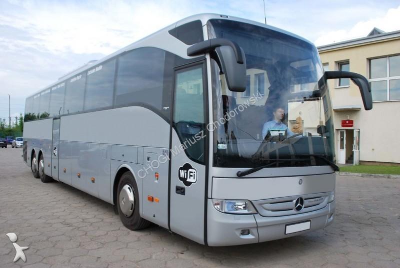 Used mercedes tourism coach tourismo euro 6 n 1674076 for Mercedes benz tourismo coach