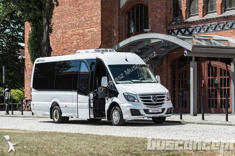 Autocar Mercedes 519 cdi aut XXL Executive Panorama,