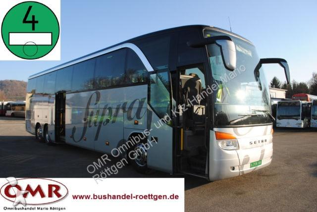 Setra S 417 HDH / O 580 / VIP / Euro 4 Reisebus