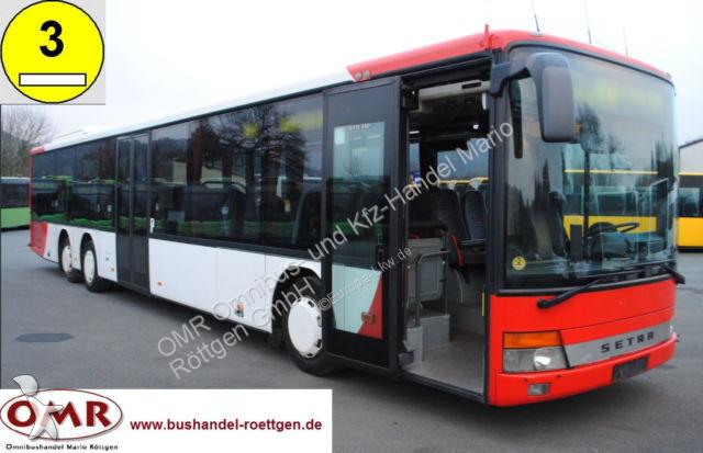 Setra S 319 NF / UL / 550 / 316 / Klima Reisebus
