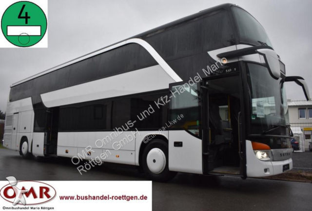 autocar setra double tage s 431 dt 1122 skyliner. Black Bedroom Furniture Sets. Home Design Ideas