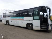 autocarro de turismo acidentado