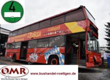 autocar MAN SD 202 Cabrio/Sightseeing/4026/grüne Plakette